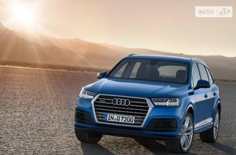 Audi Q7 3.0TDI Tip-tronic (272 л.с.) Quattro 2018