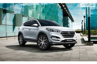 Hyundai Tucson 2.0 CRDi AT (185 л.с.) 4WD 2018