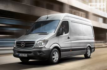 Mercedes-Benz Sprinter груз. 315 CDI MT (150 л.с.) KA A1 2018