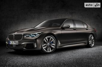 BMW 7 Series G12 M760Li AT (610 л.с.) xDrive 2017