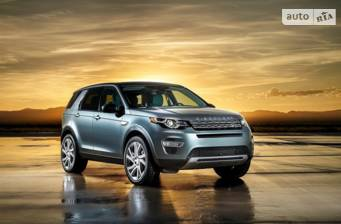 Land Rover Discovery Sport D150 2.0 ED4 АT (150 л.с.) AWD 2019