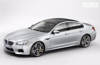 BMW M6 Gran Coupe 4.4 AT (560 л.с.) 2017