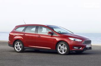 Ford Focus 1.0 Ecoboost MT (125 л.с.) 2018