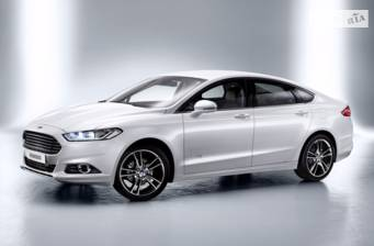 Ford Mondeo 2.0 HEV CVT (187 л.с.) 2017
