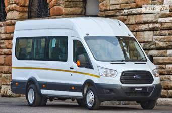 Ford Transit пасс. Kombi 2.0D MT F310 (170 л.с.) L2H2 2019