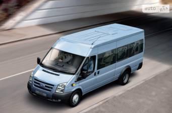 Ford Transit пасс. Kombi 2.0D MT R350 (130 л.с.) L2H2 2019
