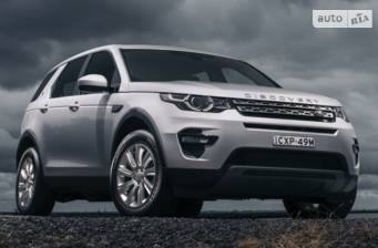 Land Rover Discovery Sport D240 2.0 SD4 АT (240 л.с.) AWD 2019