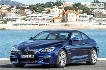 BMW 6 Series 640d AT (313 л.с.) 2016