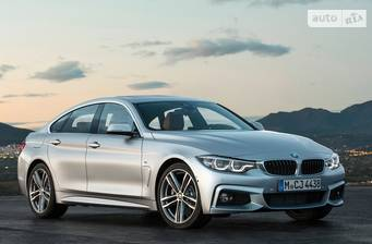 BMW 4 Series Gran Coupe F36 420i MT (184 л.с.) xDrive 2017