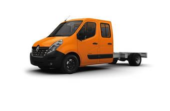 Renault Master груз. 2.3D MT (150 л.с.) L4H1 4500 2017