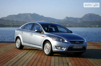 Ford Mondeo New 2.0D EcoBlue AT (190 л.с.) 2019