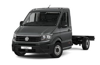 Volkswagen Crafter груз.  2018