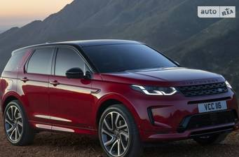 Land Rover Discovery Sport P250 2.0i АT (250 л.с.) AWD 2019