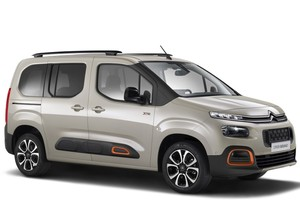 Citroen Berlingo пасс. 1.5 BlueHDi AT (130 л.с.) L1 Rip Curl