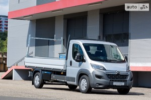 Citroen Jumper груз. DBL CAB 4-35-L3 2.0 BlueHDi MT (160 л.с.) 4x4