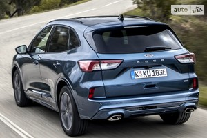 Ford Kuga 2.0 EcoBlue AT (190 л.с.) AWD ST-Line