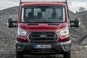 Ford Transit груз. 2.0D MT (170 л.с.) 470 L5H1 RWD Ambiente