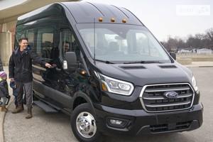 Ford Transit пасс. Kombi 2.0D MT F310 (130 л.с.) L2H2 Trend