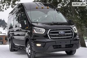 Ford Transit пасс. DC IN 2.0D MT F330 (130 л.с.) L3H2 Trend