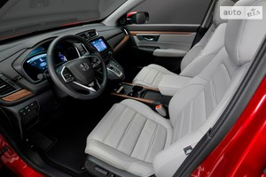 Honda CR-V 2.0 i-MMD Hybrid e-CVT (184 л.с.) 4WD Executive