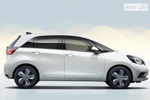 Honda Jazz 1.5 i-MMD E-CVT (109 л.с.) Crosstar