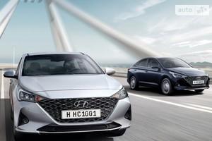 Hyundai Accent 1.4 DOHC AT (100 л.с.) Active
