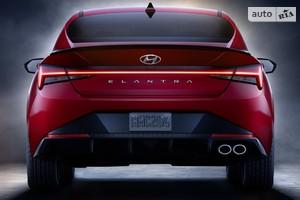 Hyundai Elantra 1.6 MPi MT (127 л.с.) Active