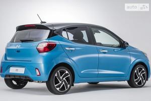Hyundai i10 1.2 MPi MT (84 л.с.) Active Plus
