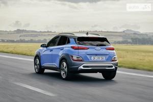 Hyundai Kona 1.6 Turbo-GDi DCT (198 л.с.) 4WD Top