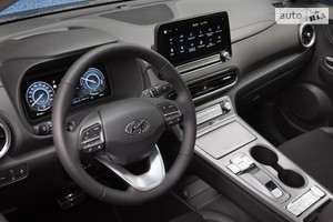 Hyundai Kona 1.6 Turbo-GDi DCT (198 л.с.) Elegance