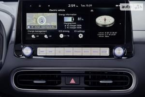Hyundai Kona 1.6 Turbo-GDi DCT (198 л.с.) 4WD Elegance