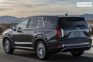 Hyundai Palisade 3.8 GDI AT (295 л.с.) 4WD Executive