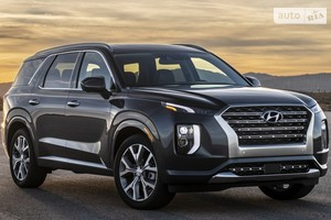 Hyundai Palisade 3.8 GDI AT (295 л.с.) 4WD Premium