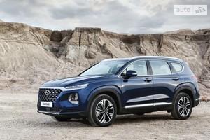 Hyundai Santa FE 2.2 CRDi AT (200 л.с.) AWD Premium