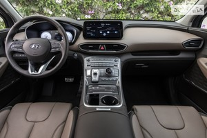 Hyundai Santa FE 2.2 CRDi 8DCT (202 л.с.) AWD Top Panorama