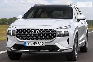 Hyundai Santa FE 2.5 MPi AT (180 л.с.) AWD Elegance