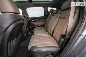 Hyundai Santa FE 2.5 MPi AT (180 л.с.) AWD Dynamic