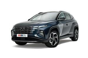 Hyundai Tucson 1.6 T-GDi HEV AT (230 л.с.) 4WD Top Teal