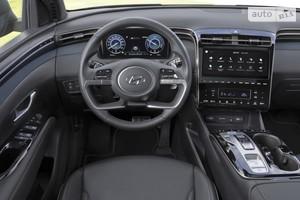 Hyundai Tucson 1.6 CRDi 7DCT (136 л.с.) Dynamic
