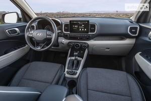 Hyundai Venue 1.6 MPi MT (123 л.с.) Elegance