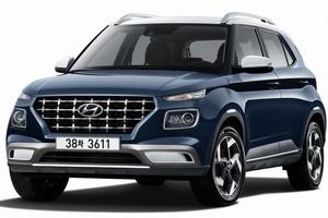 Hyundai Venue 1.6 MPi AT (123 л.с.) Express