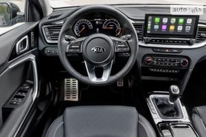 Kia XCeed 1.4 G T-GDI 7DCT (140 л.с.) Prestige (Leather Pack)
