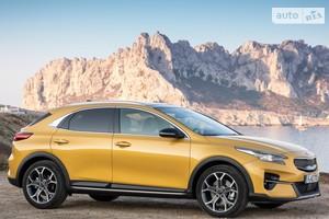 Kia XCeed 1.4 G T-GDI 7DCT (140 л.с.) Prestige (Yellow Pack)