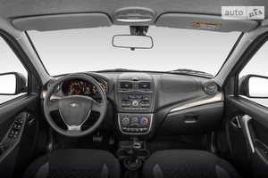 Lada Granta 1.6 16V МТ (98 л.с.) Luxe