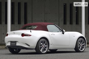 Mazda MX-5 Hard Top 2.0 SkyActiv-G MT (184 л.с.) Top