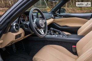 Mazda MX-5 Hard Top 2.0 SkyActiv-G MT (184 л.с.) Top