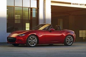 Mazda MX-5 2.0 SkyActiv-G AT (184 л.с.) Top