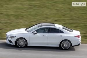 Mercedes-Benz CLA-Class 200d АТ (150 л.с.) 4Matic