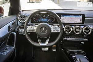 Mercedes-Benz CLA-Class 250e АТ (218 л.с.)