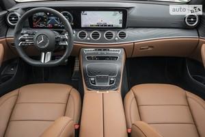 Mercedes-Benz E-Class 220d 9G-Tronic (194 л.с.)